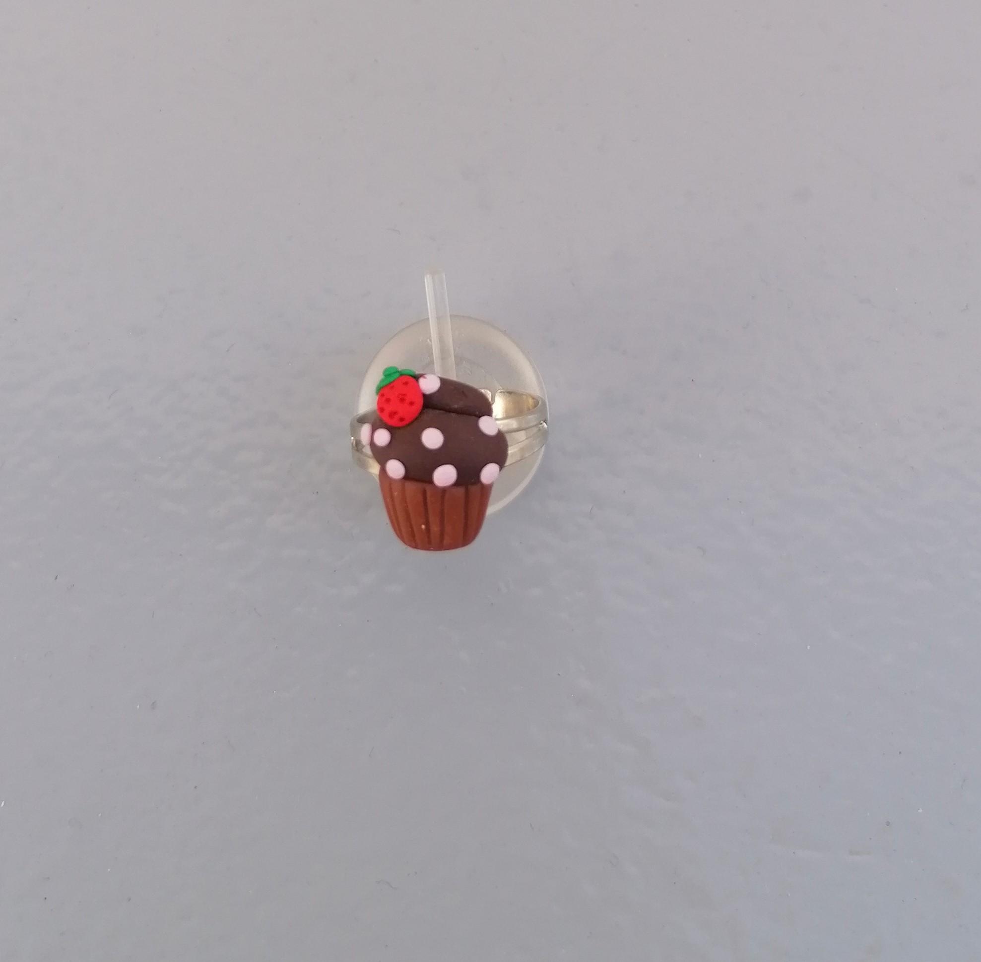 chocolate cupcake ring 2
