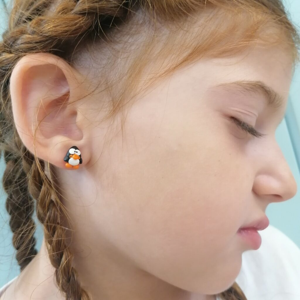 penguins lobe earrings scaled
