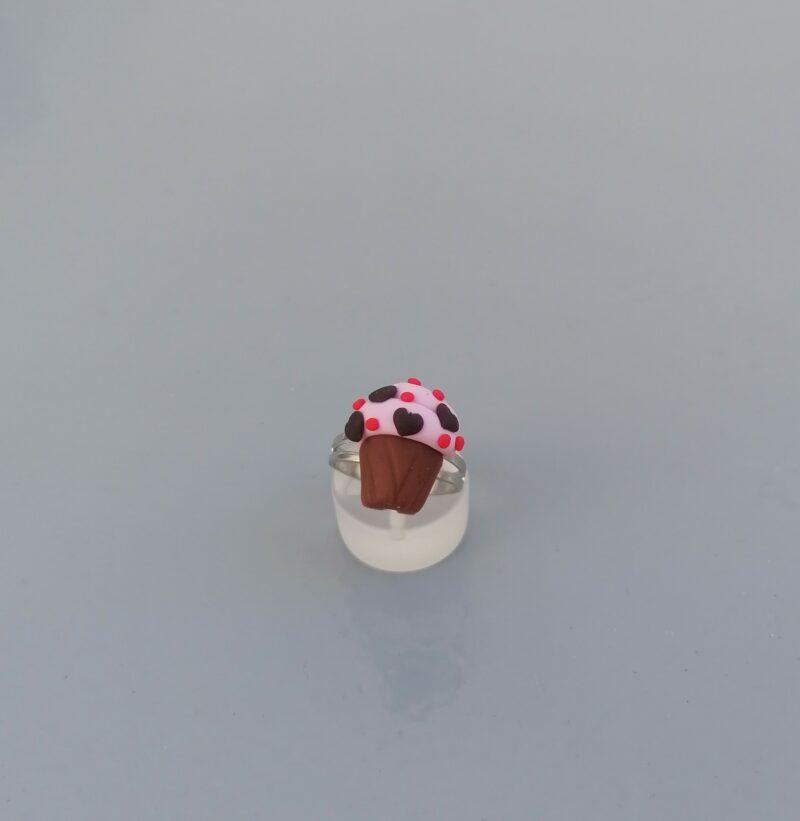 pink cupcake ring 2
