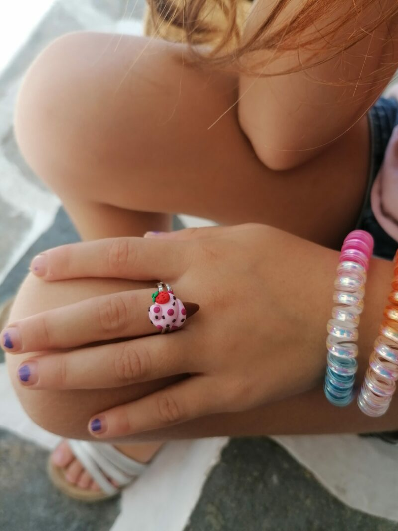 pink ice cream cone ring 3 scaled