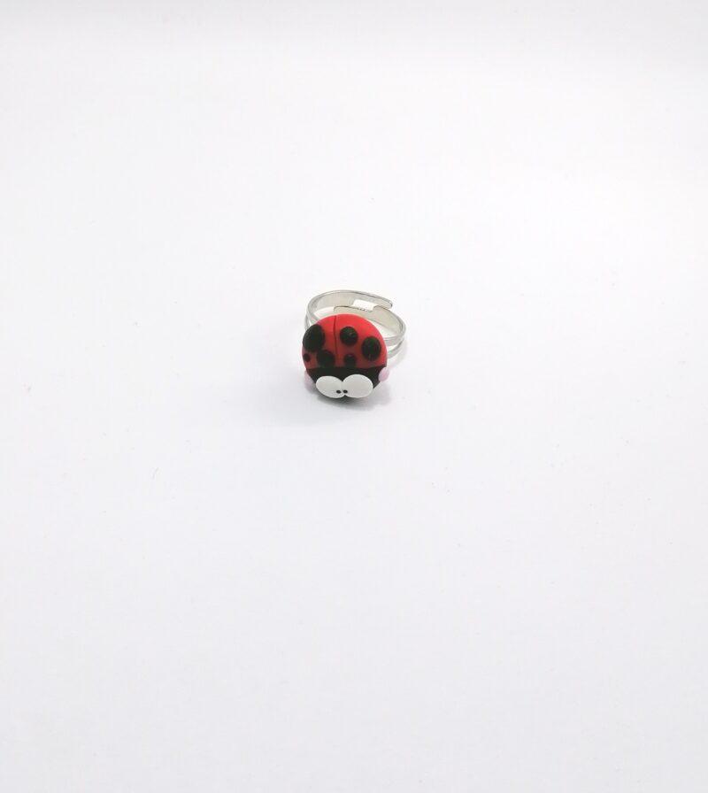 zoo anel ladybug