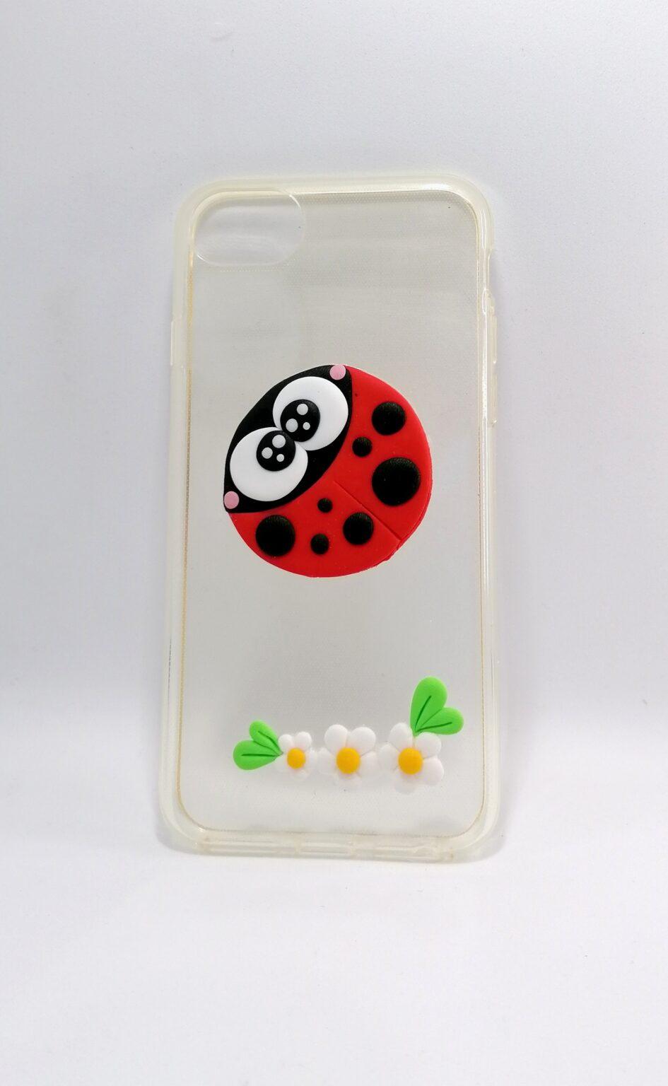 zoo gadjet phonecase ladybug scaled